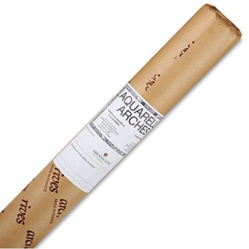 Arches 156. lb. Hot Press Roll 51' x 10 Yard Roll