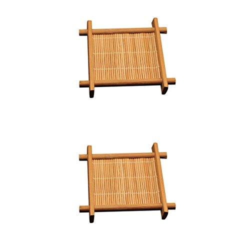 pailles r/éutilisables en Bambou Naturel Biologique iTimo Pailles en Bois biod/égradables 195MM, Vert Accessoires de Bar de Table