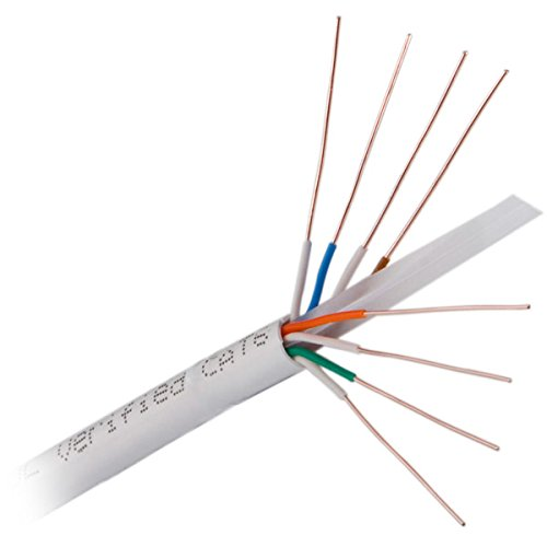 Monster Contractor Series Cat-6 Cable, 1,000 Feet (CI CAT6 W PB1000)