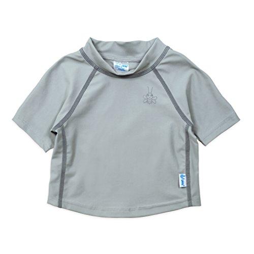 Ik speel. Shirt met korte mouwen Rash Vest