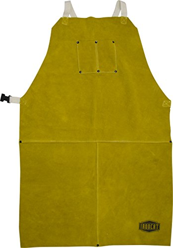 West Chester Ironcat 7010 Split Cowhide Leather Welding Apron