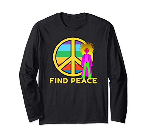 Find Peace, Let