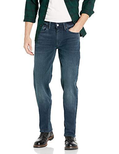 Levi's Herren 514 Straight Fit Jeans, Abu Volcano-Stretch, 32W / 32L