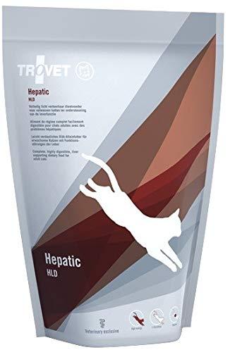 Trovet Hepatic HLD Katze - 500 g