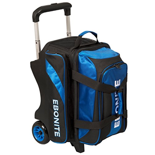 Ebonite Equinox doble rodillo bolsa de bolos, Unisex, Equinox Double Ball...