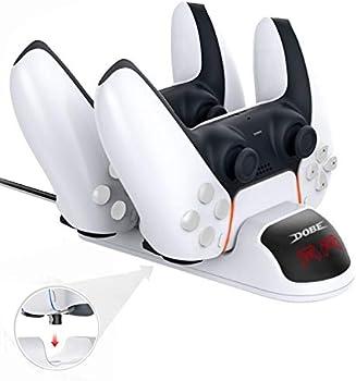 TPLGO Dual USB-C PS5 DualSense Controller Charging Dock