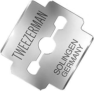 Tweezerman Replacement Callus Shaver Blades, 100 Count