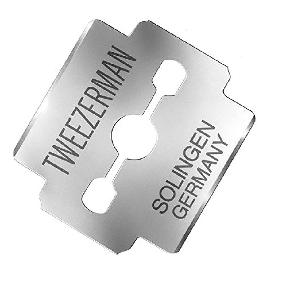 邪魔シャーロックホームズ褐色Tweezerman Professional - Replacement Callus Shaver Blades - 100ct