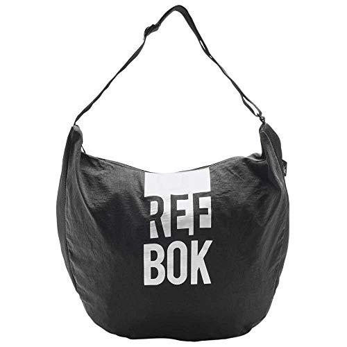 Reebok Damen W Found Tote Sportsack, Schwarz, Einheitsgröße