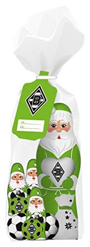 Fan Shop Sweets VFL Borussia Mönchengladbach Weihnachtsmix- Beutel Weihnachtsmann