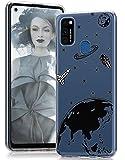 Croazhi Kompatibel mit Handyhülle Samsung Galaxy M31