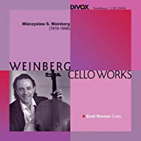 Cello Works by MIECZYSLAW WEINBERG (2011-01-25)