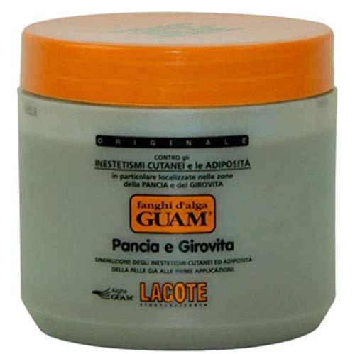 Guam - Boue d'algues pour le raffermissement du ventre 500 g