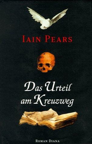 Buchseite und Rezensionen zu 'Das Urteil am Kreuzweg' von Iain Pears