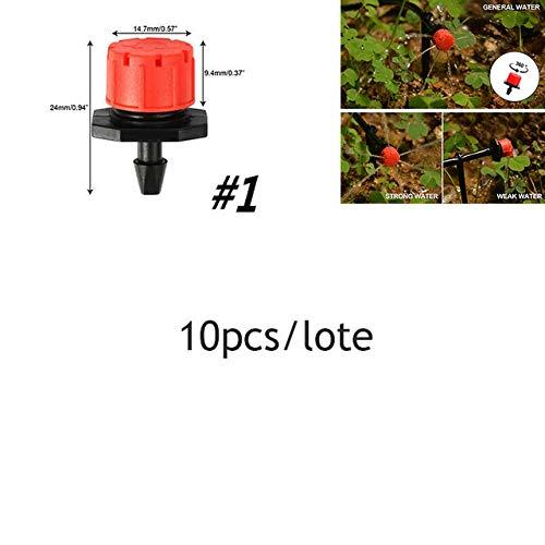 gousheng GartenbewäSserungszubehöR Garten-TropfbewäSserungsanschluss FüR Automatische BewäSserung Sprinklerschlauch GartenbewäSserungssystem Automatische BewäSserung