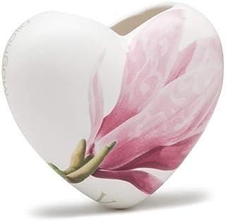 Umidificatore in Ceramica Cuore MAGNOLIA