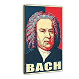 National Treasure Musikkünstler Johann Sebastian Bach 1