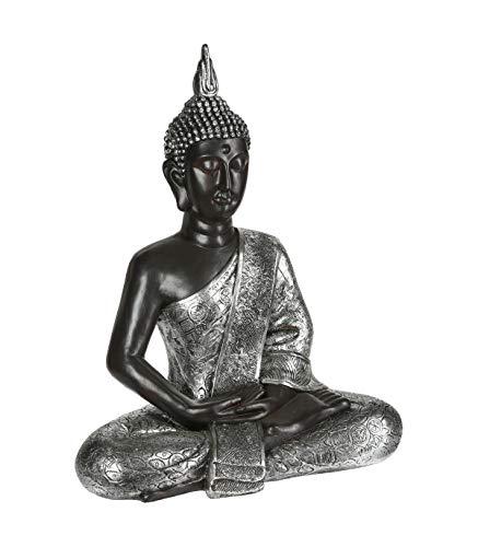 Große Buddha-Statue – Höhe: 62 cm – Meditation!
