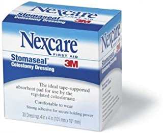 3M STOMASEAL COLOSTOMY DRESSING 4