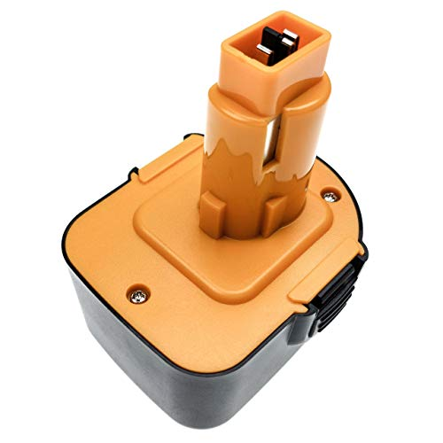 vhbw batería Ni-MH 3000mAh (12V) para Herramientas Rollers Multi-Press Mini Acc, Multi-Press Typ 571 y Dewalt 152250-27, 397745-01, DC9071, DE9037.