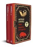 George Orwell (pack con las ediciones definitivas avaladas por The Orwell Estate de 1984 y Rebelión en la granja): 26201 (Contemporánea)