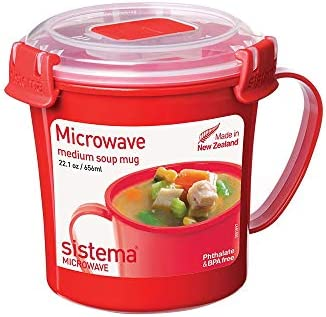 Sistema Microwave Collection Soup Mug