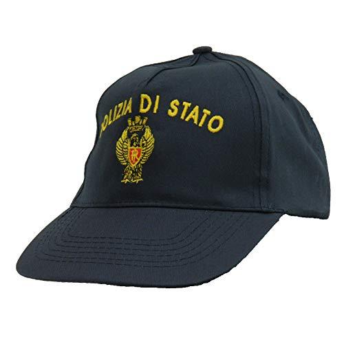 ALGI Cappello Baseball Polizia di Stato