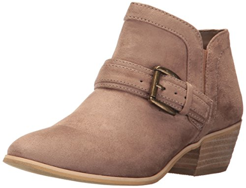 Very Volatile Women's Aquila Western Boot, Taupe, 7 B US