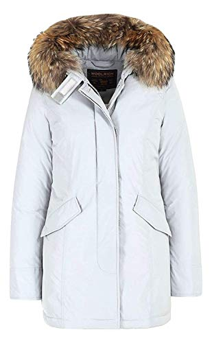 Woolrich Luxury Arctic Parka Bianco