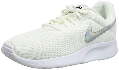 Nike Damen Tanjun Laufschuhe, Grau (Sail/Sail/Black 104), 38 EU