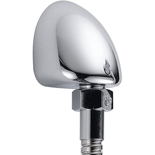 Delta Faucet Wall-Mount Supply Wall Elbow for Hand Held Shower with Hose, Chrome 50560