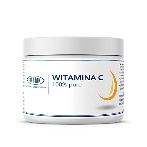 Vitamin C Pure Powder 500 g - JANTAR