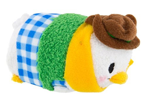 Disney Parks Frontierland Donald Duck Mini Tsum Plush New with Tags