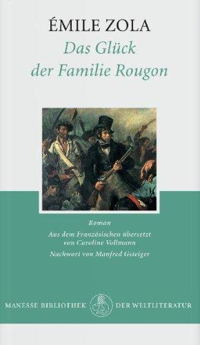 Das Glück der Familie Rougon: Roman