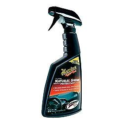 Meguiar's G4116EU Natural Shine Protectant Kunststoffpflege, 473ml