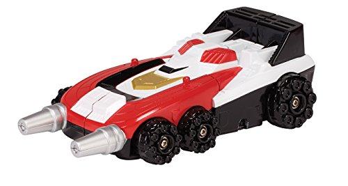 Power Rangers - 38082 - Figurine - PWR - Véhicule Légendaire Voiture S