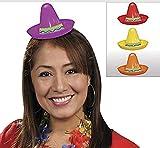amscan Mini Sombrero Surtido