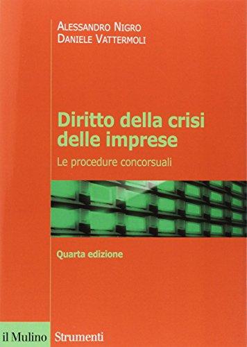 Diritto della crisi delle imprese. Le procedure concorsuali