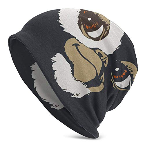 IUBBKI Gizmo Gremlins - Gorro de punto para hombre (estilo vintage, para mantener el calor en otoño e invierno)