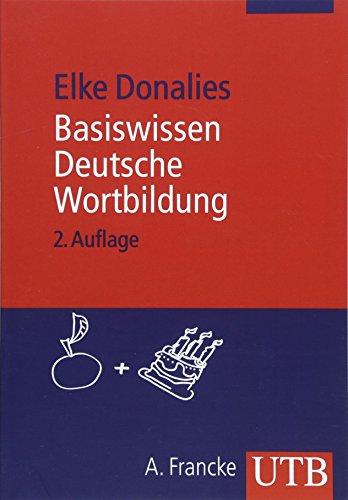 Basiswissen Deutsche Wortbildung