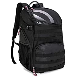 Backpack with Ball Compartment