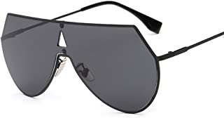 Retro One Sunglasses Frame HD Lens Trend Sunglasses UV Protection,C1
