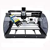 agoodseller CNC 3018 Pro Max Router Engraver GRBL Control 3 Axis PCB DIY Milling Machine with...