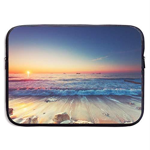 Sea BeachComputer Case Cover for Ultrabook, MacBook Pro, MacBook Air, Asus, Samsung, Sony, Notebook,13 inch