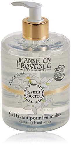JEANNE EN PROVENCE Gel Lavant Mains Jasmin Secret 500 ml