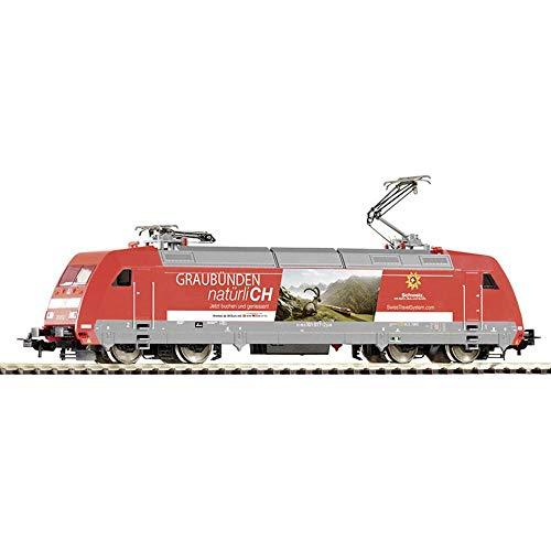 Piko H0 59456 H0 E-Lok BR 101 Swisstravel der DB AG