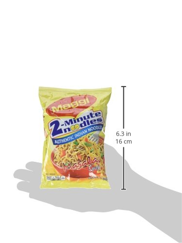 Maggi Masala 2-Minute Noodles India Snack - Pack of 3