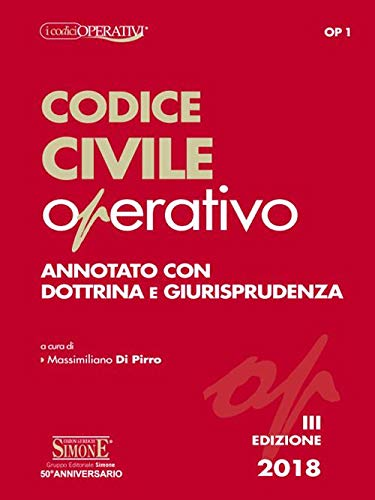 Codice civile operativo. Annotato con dottrina e giurisprudenza