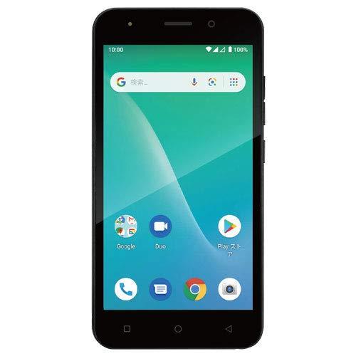JENESIS ADP-503G BK Android10.0(Go Edition)ブラック 5インチ スマートフォン