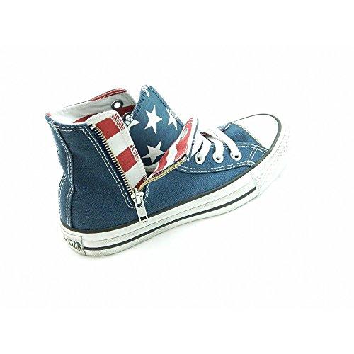Converse - Converse All Star CT Navy Stars bandera americana Zapatos Deportivos...